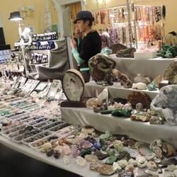 Выставка камней в москве